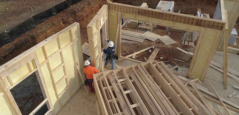 The benefits of panelized building systems.