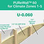 purewall energy efficient wall systems